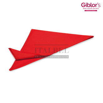Apaszka kucharska, trójkątna ' Kolor czerwony ' 404/C - 32