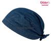 Bandana kucharska ' Kolor granatowy jeans ' 17P05I982 - 1