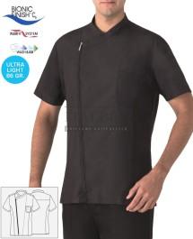 Bluza męska Maurizio ' Kolor czarny ' 17P02K938 - 19 / 301