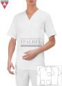 Bluza Piero ' Kolor biały ' 1330 - IB / 494