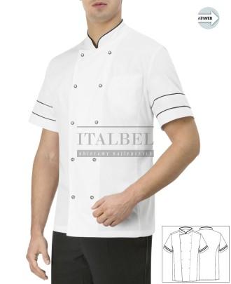 Bluzy kucharskie Walter ' Kolor biały ' 12P08G209 - 15 / 100