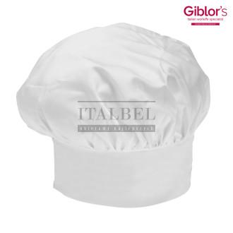 Czapka kucharska Chef ' Kolor biały ' 416 - 30
