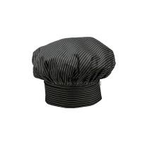 Czapka kucharska ' Kolor czarny i szary ' 13P05I323 - 15 / 601