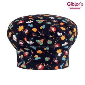 Toczek kucharski Monet ' Kolor indiańskie wzory ' 19P05I134 - 20