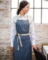 Foto - Fartuch kelnerski Cambridge, kolor błękitny jeans J118 - 18P01H015 - 530