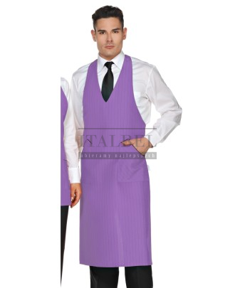 Fartuch kelnerski Dila ' Kolor liliowy ' 11P01H29 - 13 / 202