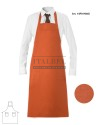 Fartuch kelnerski Parigi 14P01H445 - Rdzawy B630 - 301