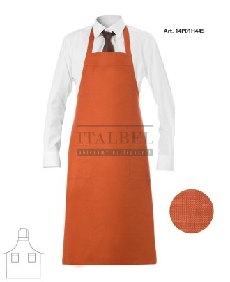 Fartuch kelnerski Pettorina 14P01H445 - Rdzawy B630 - 301