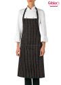 Fartuch kucharski Parigi ' Kolor peperoncino ' 10M1836 - 70