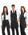 1. Zapaska kelnerska Charlie 10M2056 2. Fartuch kelnerski Scotland 10M2055 3. Fartuch kelnerski London 10M2057- Czarny 000 - 15