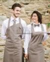Foto ' Fartuchy kelnerskie Fred i Elettra , kolor brązowy 322 - 17P01H967 17P01H904 - 164