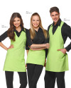 1. Fartuch kelnerski London 9M1913 2. Zapaska kelnerska Charlie 9M1917 3. Fartuch kelnerski Scotland 9M1914 - Pistacjowy 2019 - 641