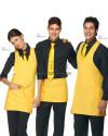 1. Fartuch kelnerski London 9M1913 2. Zapaska kelnerska Charlie 9M1917 3. Fartuch kelnerski Scotland 9M1914 - Żółty 390 - 644