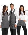 1. Fartuch kelnerski London 10M2057 2. Fartuch kelnerski Scotland 10M2055 3. Zapaska kelnerska Charlie 10M2056 - Szary  077 - 17