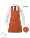 Fartuszek kelnerski Elettra 14P02H457 - Rdzawy B630 - 300