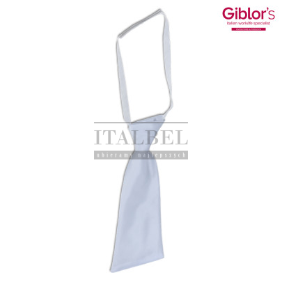 Krawat damski ' Kolor biały ' 19P05I871 - 4