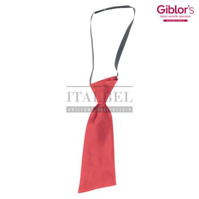 Krawat damski ' Kolor czerwony ' 19P05I871 - 7