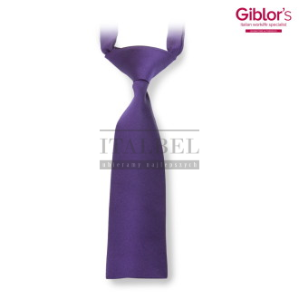 Krawat damski ' Kolor fioletowy ' 512 - 18 / 1