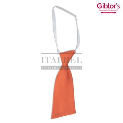 Krawat damski ' Kolor pomarańczowy ' 19P05I871 - 6
