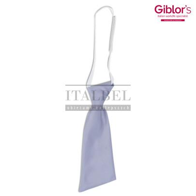 Krawat damski ' Kolor szary jasny ' 19P05I871 - 3