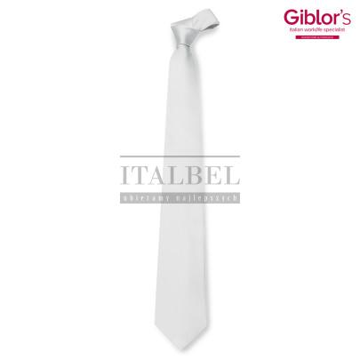 Krawat męski ' Kolor biały ' 511 - 4