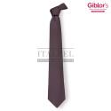 Krawat męski ' Kolor brązowy ' 511 - 9