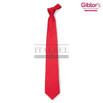 Krawat męski ' Kolor czerwony ' 511 - 7