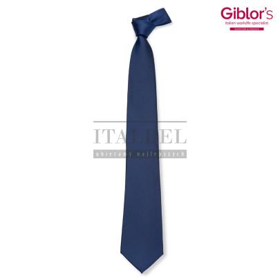 Krawat męski ' Kolor granatowy ' 511 - 5