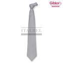 Krawat męski ' Kolor szary jasny ' 511 - 3