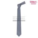 Krawat męski ' Kolor szary w kropki ' 19P05I141 - 20