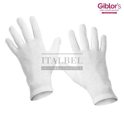 Rękawiczki ' Kolor biały ' 444 - 5