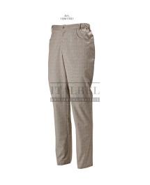 Spodnie kucharskie Londra ' Kolor beżowy ' 10M1981 - 14 / 560