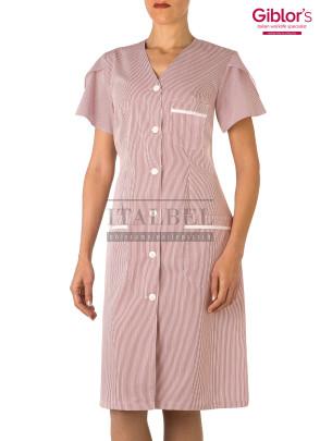 Sukienka dla pokojówki Rossella ' Kolor bordowy ' 13P09R330 - 18 / 205