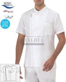 Bluza męska Maurizio ' Kolor biały ' 17P02K938 - 19 / 300