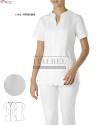 Tunika kosmetyczne Natalia ' Kolor biały ' Roz. XS-XXL ' 15P03K664 - 150